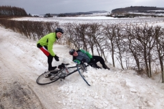 Cold Icy Tour de Tay