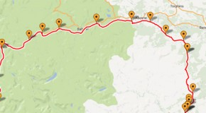 Deeside Loop 240km 20th July