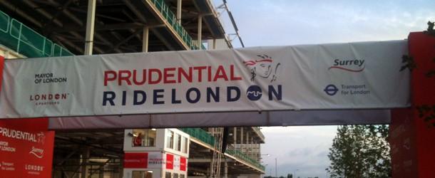 Ride London 2013