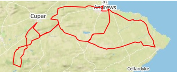 St Andrews Sportive