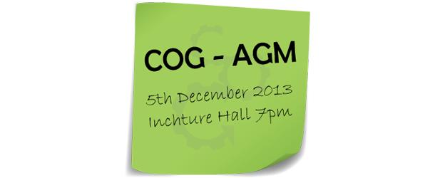 COG Velo's 1st AGM