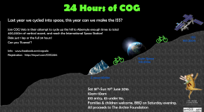 24 hours of COG