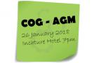 COG AGM 2018