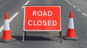 Upcoming Road Closure – Monorgan